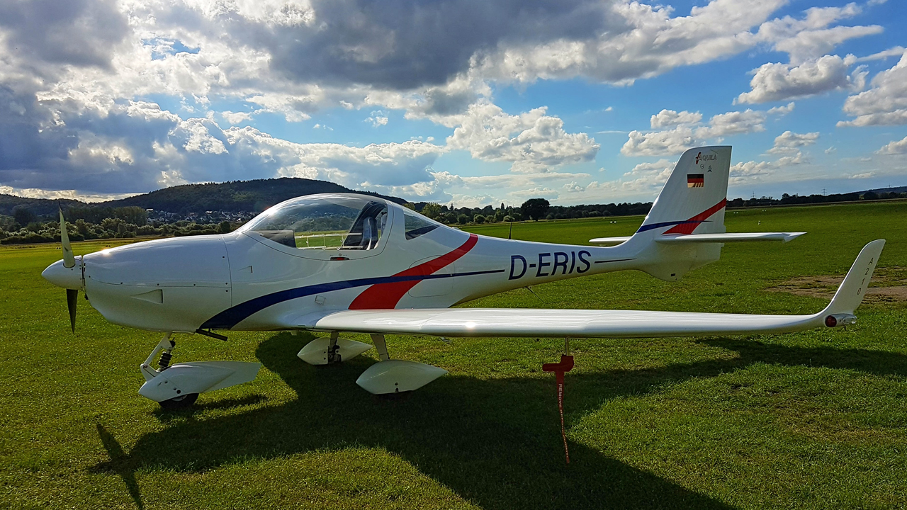 Aquila aeroclub-gelnhausen